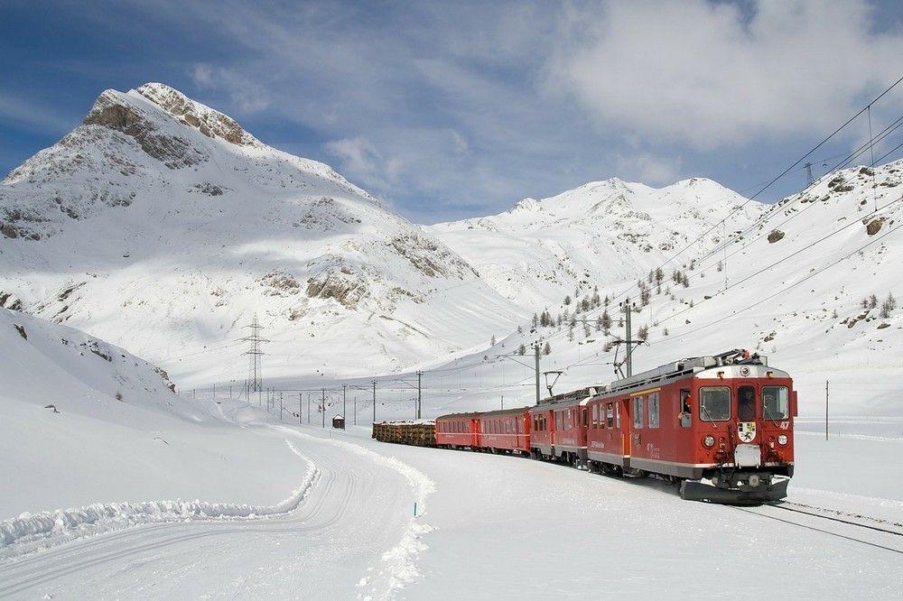 Waarom ook jij met de trein op vakantie moet gaa