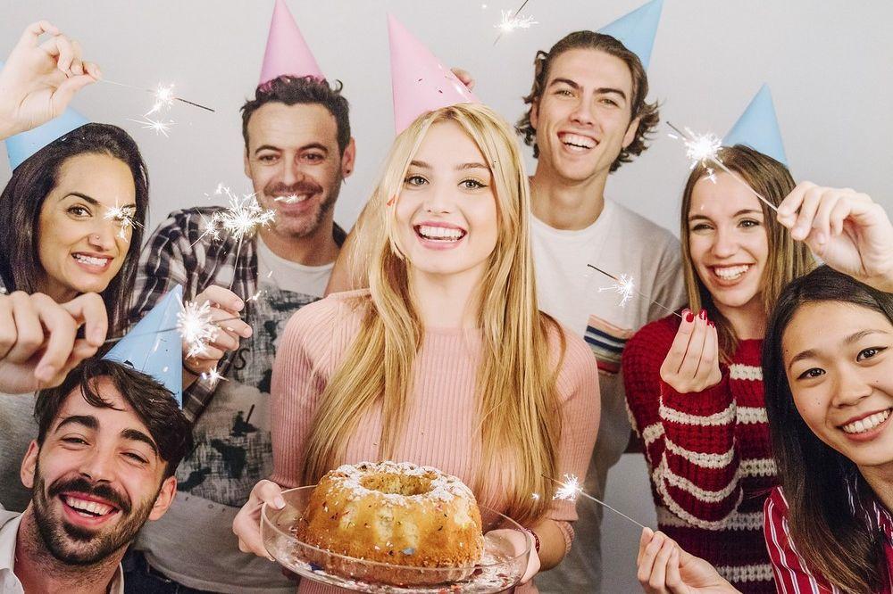 Zo vier je je verjaardag op een originele manie