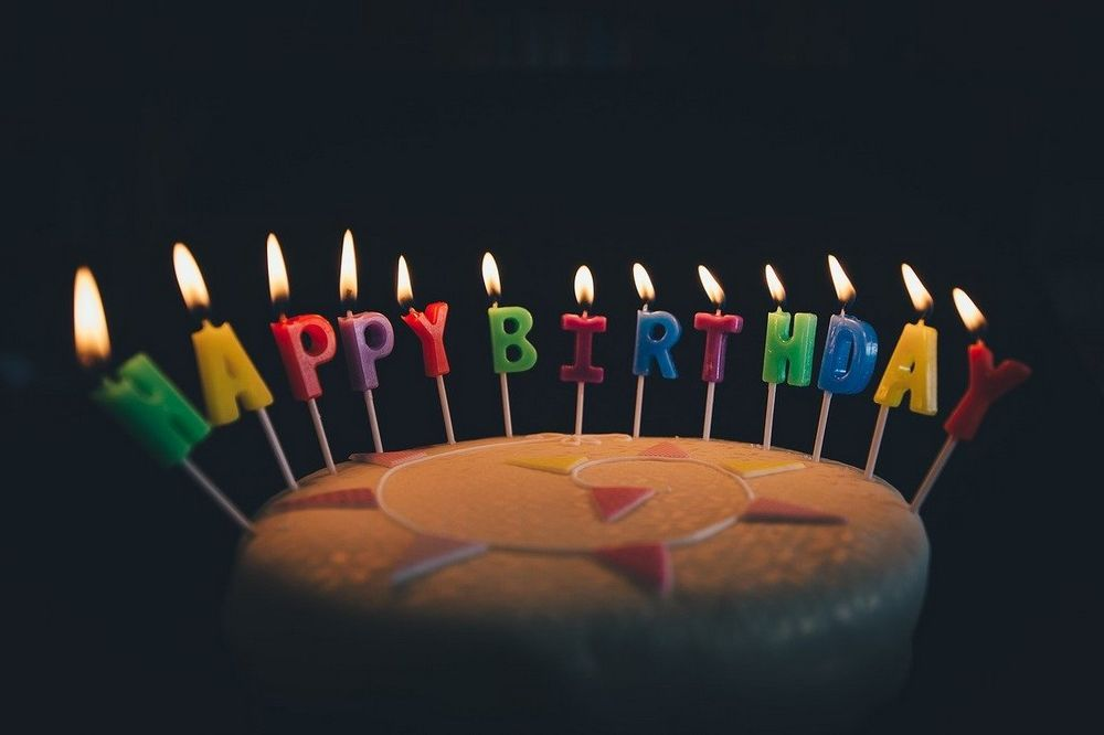 Zo vier je je verjaardag op een originele manier